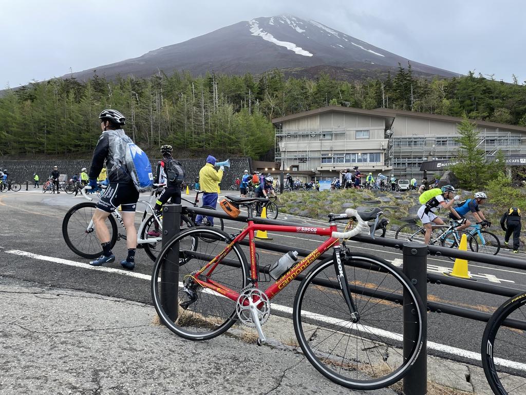 Mt.富士ヒルクライム 2021 参戦記