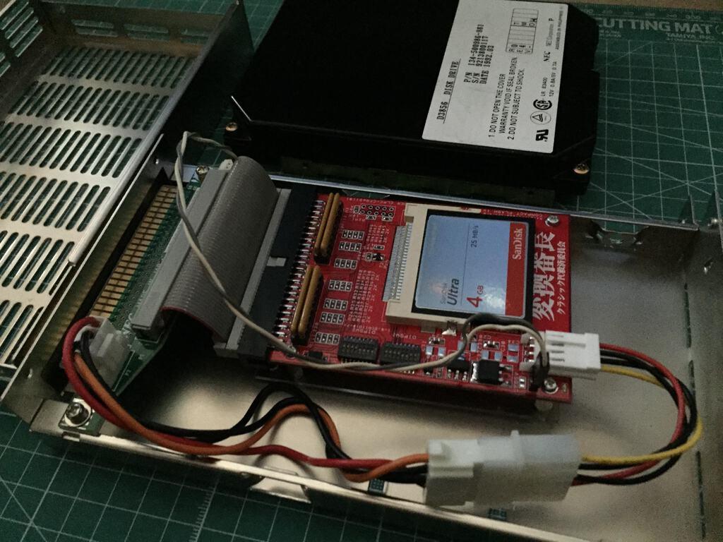 NEC PC-9801FA + Henkan Bancho